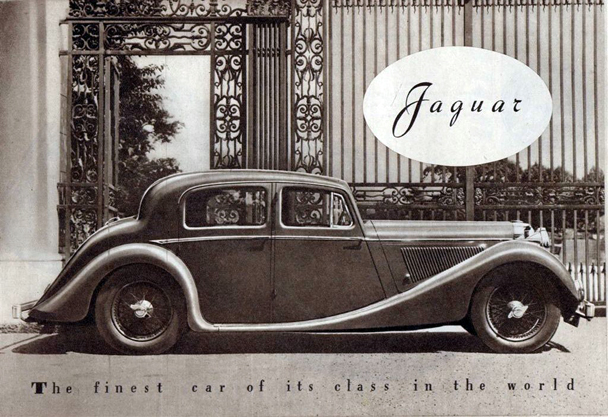 jaguar advertisement