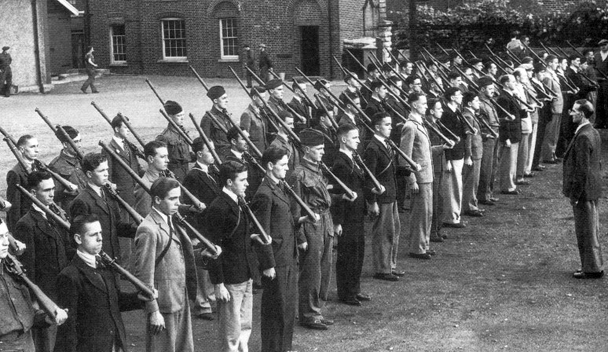 home guard world war II