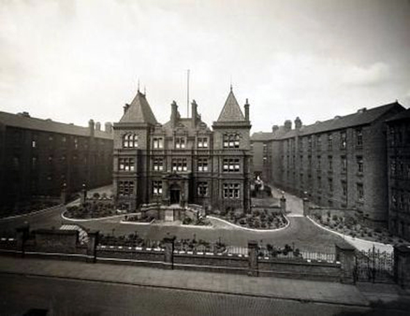 mill road hospital liverpool