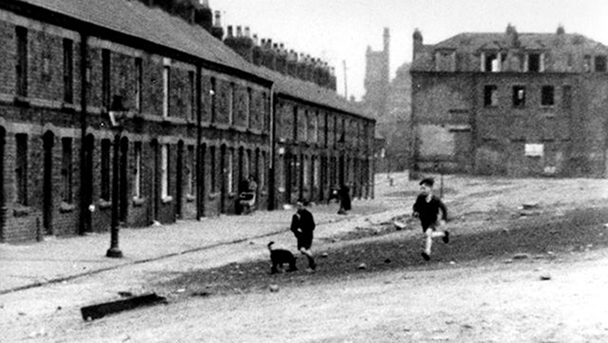 post-war liverpool